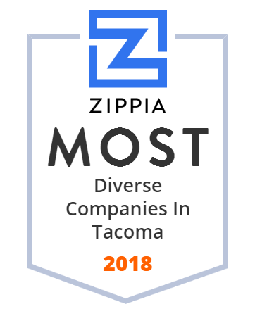 City of Tacoma Zippia Award